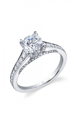Sylvie Engagement ring SY778-049A8W10R product image