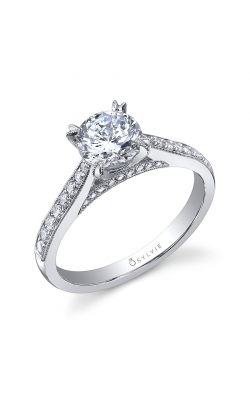 Sylvie Engagement ring SY808-030A8W10R product image