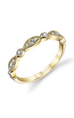 Sylvie Wedding band B0011 YELLOW product image