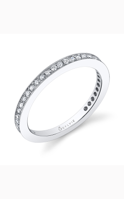Sylvie Wedding Band BSY280-34A4W15R product image
