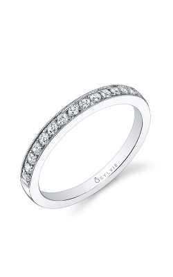 Sylvie Wedding Band BSY690 product image