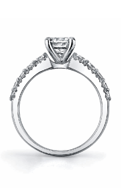 Sylvie Sidestone Engagement Ring SY118-0048/A8W product image