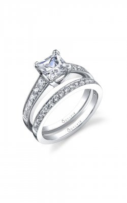 Sylvie Sidestone Engagement ring SY708-0034/A8W product image