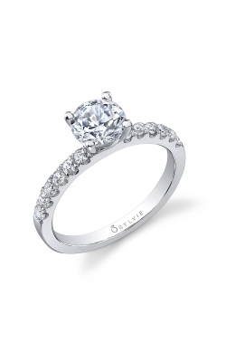 Sylvie Sidestone Engagement ring SY761-0028/A8W product image