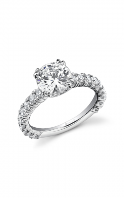 Sylvie Sidestone Engagement ring SY264-0089/A8W product image