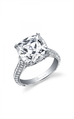 Sylvie Sidestone Engagement ring SY461-0124/A8W product image