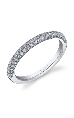 Sylvie Wedding Bands B0001-0039/D8W product image
