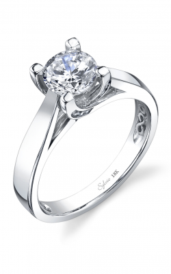 Sylvie Sidestone Engagement ring SY707-0011/A8W product image