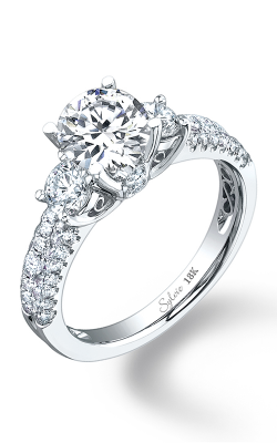 Sylvie Engagement ring SY125S-0078/A8W product image