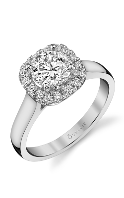 Sylvie Halo Engagement ring SY756-0028/APL product image