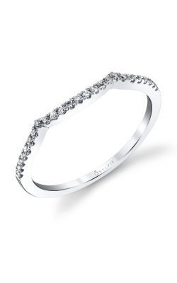Sylvie Wedding band BS1078-14A4W10R product image