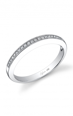 Sylvie Wedding Bands BSY089-10A8W10R product image