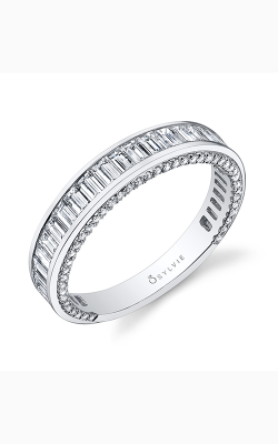 Sylvie Wedding Bands Wedding Band BSY202-0131/A4W product image