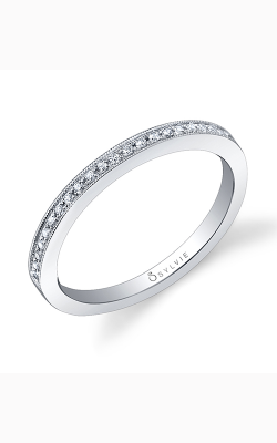 Sylvie Wedding Bands Wedding band BSY310-13DPL10R product image
