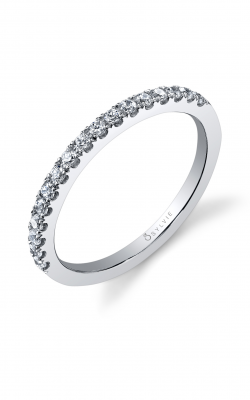 Sylvie Wedding Band BSY999-29A4W10R product image