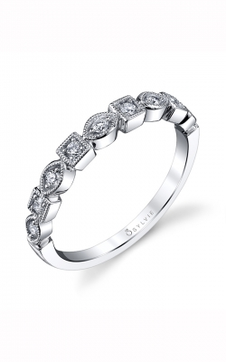 Sylvie Wedding Bands Wedding Band B0017-0017/D4W product image