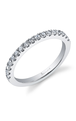 Sylvie Wedding Bands B0008-0014/D4W product image