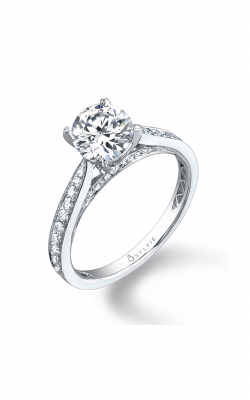 Sylvie Sidestone Engagement ring SY069-0044/APL product image