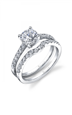 Sylvie Sidestone Engagement ring SY694-0028/A4W product image