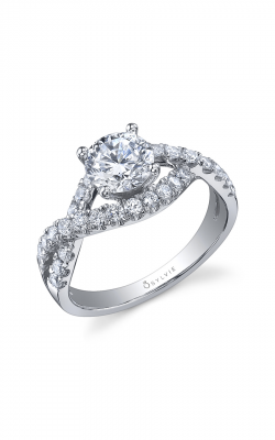 Sylvie Sidestone Engagement ring SY814-060A4W10R product image