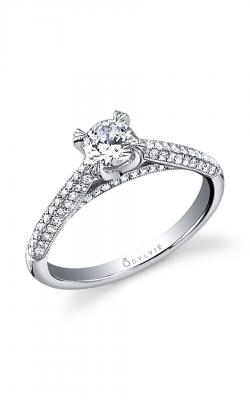 Sylvie Sidestone Engagement ring SY578-0046/A4W product image