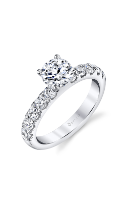 Sylvie Sidestone Engagement ring SBUP10-0025APL10R product image