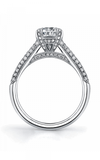 d8713ea3870126 Buy Sylvie SY578-0046/A8W Engagement rings | The Diamond Room