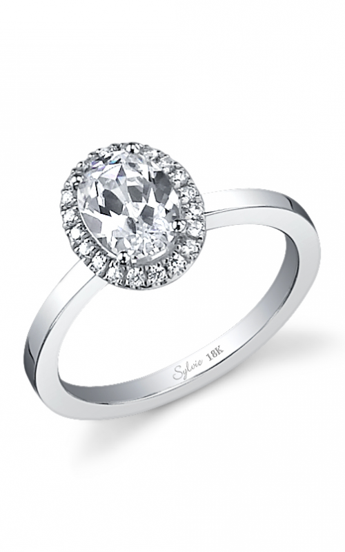Sylvie Engagement ring SY293-0017/A8W product image
