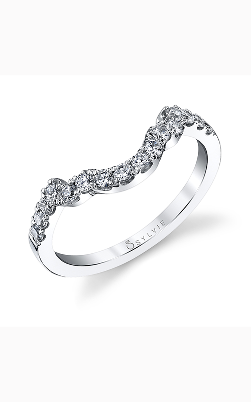 Sylvie Wedding band BSY596 product image