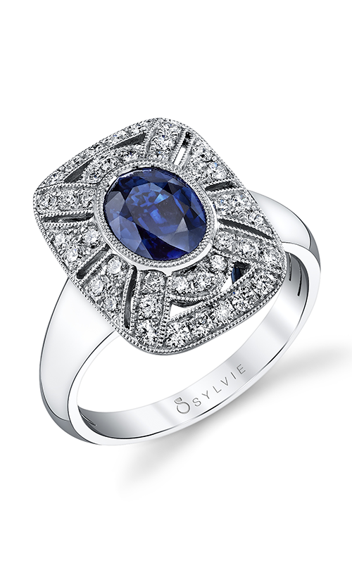 Sylvie Engagement ring S1228C01-197D4W product image