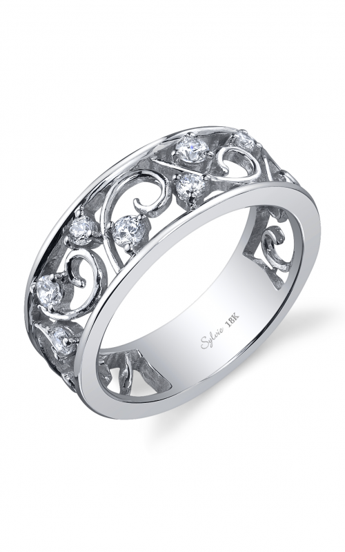 Sylvie Wedding band FR571 product image