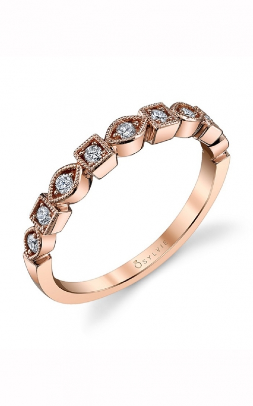 Sylvie Wedding band B0017-0017/D8R product image
