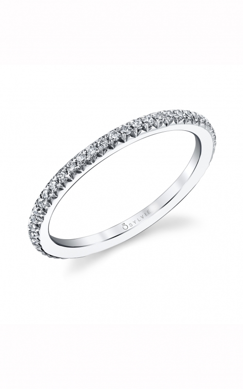 Sylvie Wedding band BS1093-22A4W10R product image