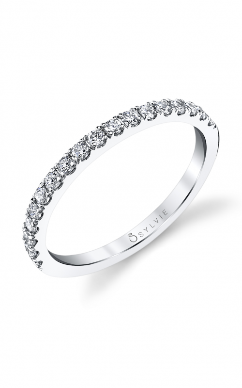 Sylvie Wedding band BS1199-32A4R10R product image
