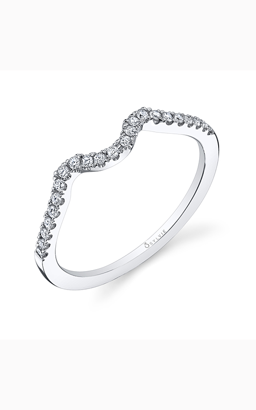 Sylvie Wedding Bands Wedding band BSY260-0013/A4W product image