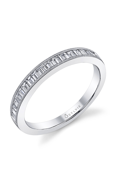 Sylvie Wedding Bands BSY711-43A4W10P product image