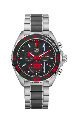 TAG Heuer Quartz Chronograph Watch CAZ101U.BA0843 product image