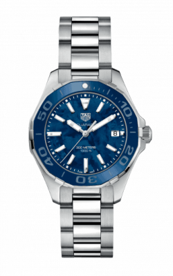 TAG Heuer Aquaracer Quartz Watch WAY131S.BA0748 product image