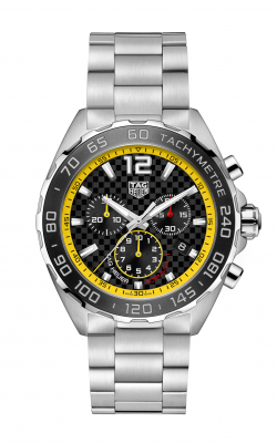 TAG Heuer Formula 1 Quartz Chronograph Watch CAZ101AC.BA0842 product image