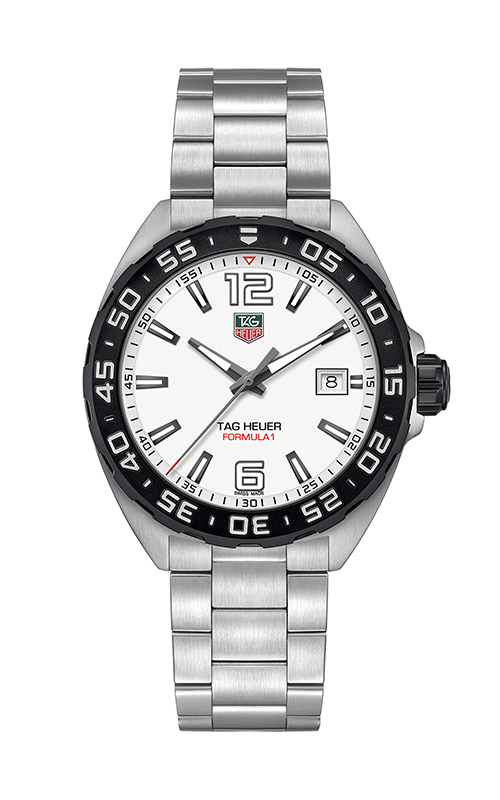 TAG Heuer Quartz Watch WAZ1111.BA0875 product image