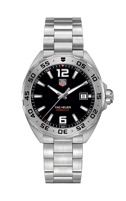 TAG Heuer Quartz Watch WAZ1112.BA0875 product image