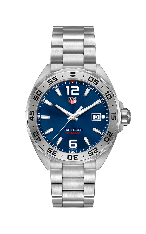 TAG Heuer Quartz Watch WAZ1118.BA0875 product image