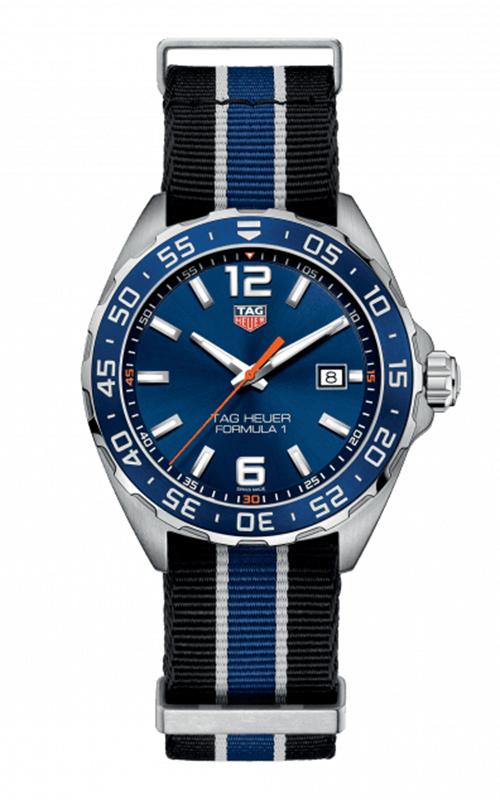 TAG Heuer Quartz Watch WAZ1010.FC8197 product image