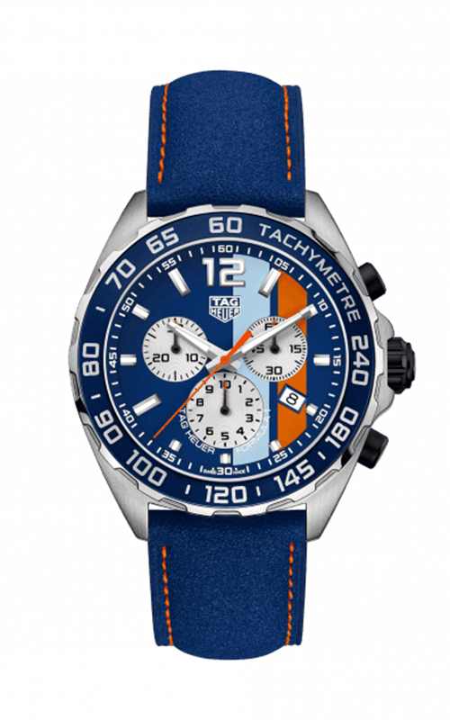 TAG Heuer Quartz Chronograph Watch CAZ101N.FC8243 product image