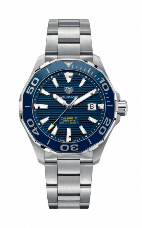 TAG Heuer Aquaracer Automatic Watch WAY201B.BA0927 product image