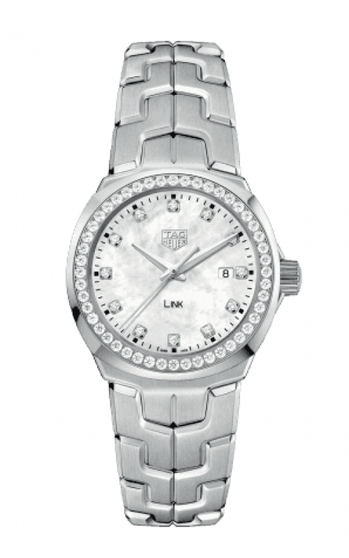 TAG Heuer Quartz Watch WBC1316.BA0600 product image