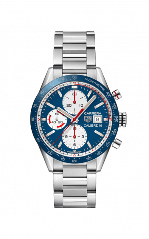 TAG Heuer Automatic Chronograph Watch CV201AR.BA0715 product image
