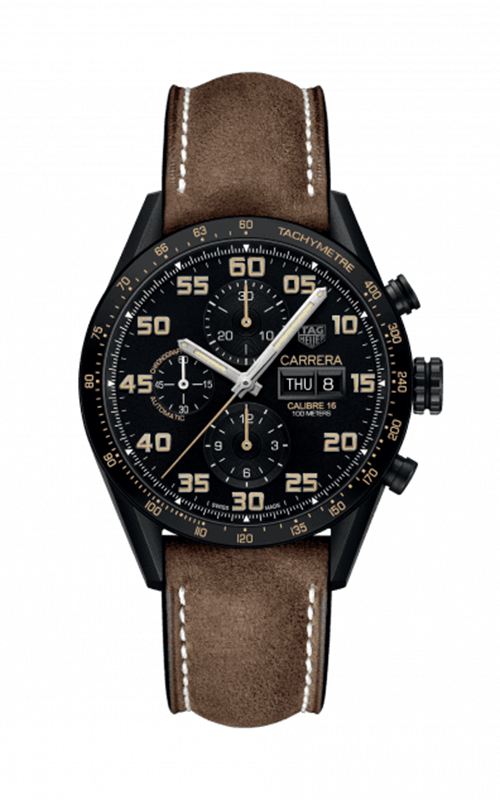 TAG Heuer Automatic Chronograph Watch CV2A84.FC6394 product image