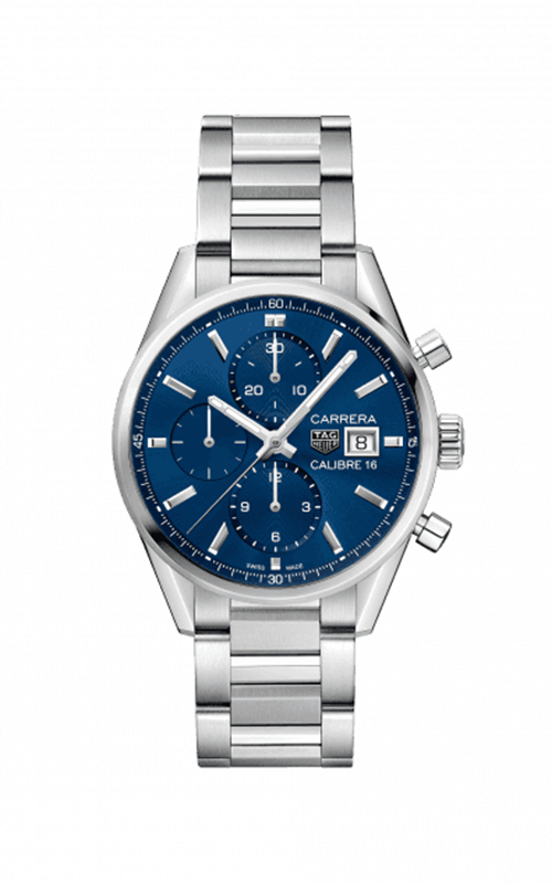 TAG Heuer Automatic Chronograph Watch CBK2112.BA0715 product image