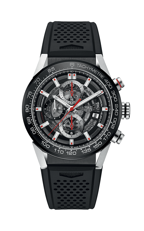 TAG Heuer Automatic Chronograph Watch CAR201V.FT6046 product image